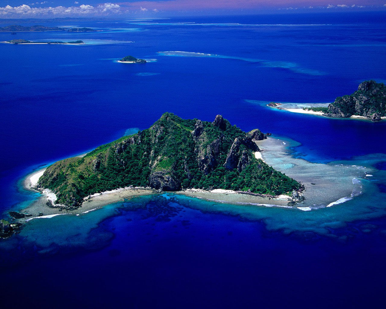 обозначить границы остров в океане картинки умиления
