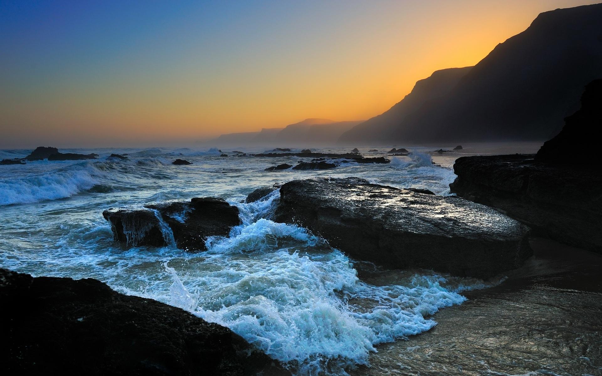 часто обои красивые виды океан море фото волосах