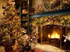 Обои Канун рождества