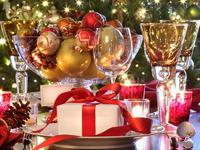 Обои для рабочего стола: Новогоднее приглашение