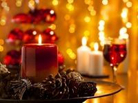Обои для рабочего стола: Романтический новый год