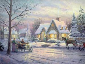 Обои Перед Рождеством
