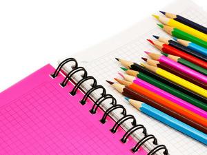 Обои Цветные карандаши