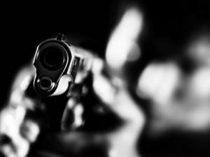 Обои Пистолет