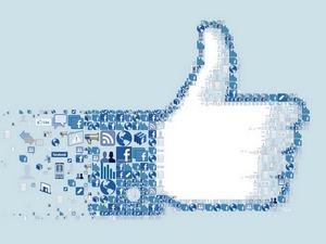 ���� Facebook like