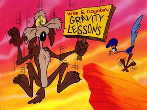 Обои Урок гравитации