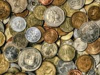 Обои для рабочего стола: Монеты