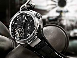 Обои Часы IWC