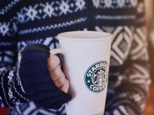 Обои Starbucks