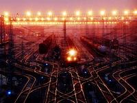 Обои для рабочего стола: Железная дорога