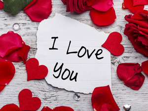 ���� I Love you