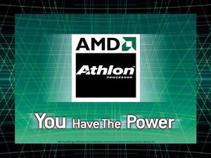 Обои AMD Athlon