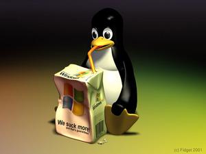 ���� Linux vs Windows XP
