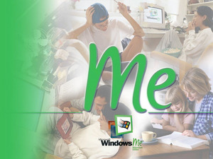 Обои Windows Me