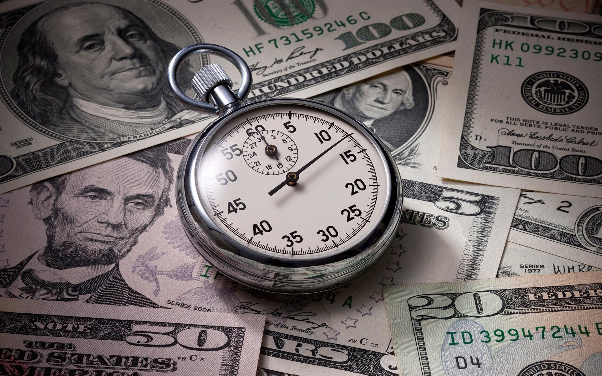 фото время деньги