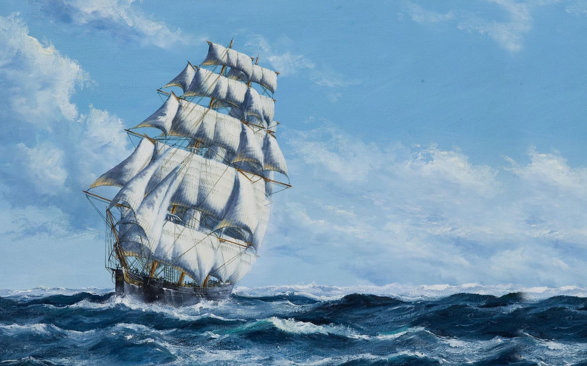 картинки с морскими кораблями этом