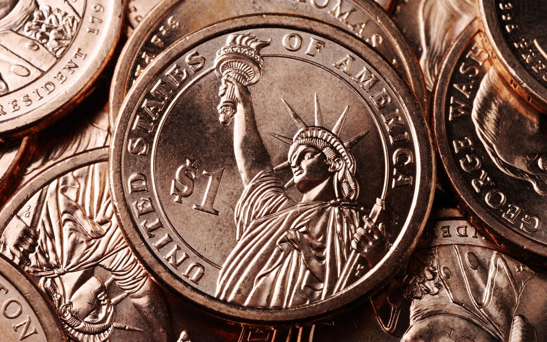 Фото монет на рабочий стол