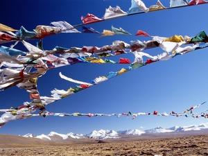Обои Тибет