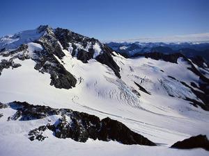 Обои Ледник, Аляска