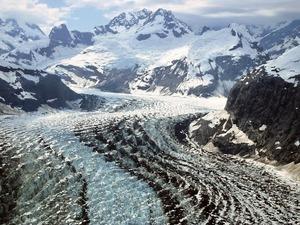 Обои Большой ледник