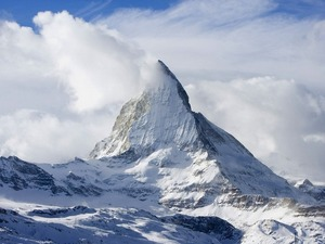Обои Маттернхорн, Альпы, Швейцария