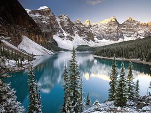 Обои Канада, национальный парк Банф