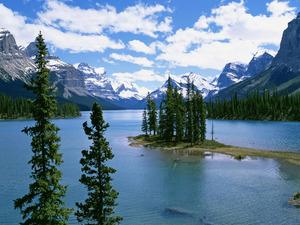 Обои канада национальный парк банф