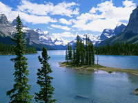 Обои для рабочего стола: Канада, национальный парк Банф