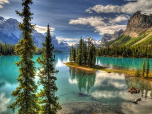 Канада, национальный парк Банф