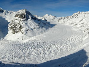 Обои Ледник