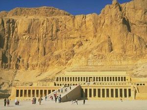Обои Храм Хатшепсут, Египет