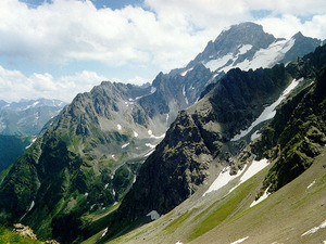 Обои Северный Кавказ, Архыз