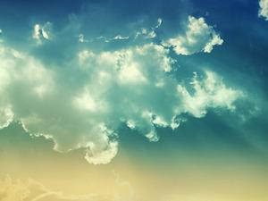 Обои Небесные кружева