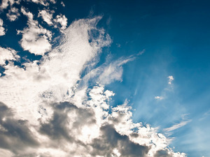 Обои Безмятежное небо