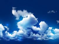 Обои для рабочего стола: Облака