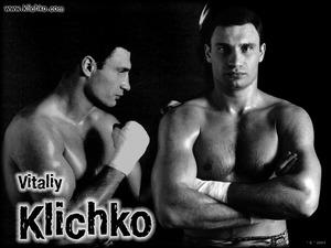 Обои Виталий Кличко
