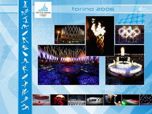 Обои Открытие Олимпийских Игр (Турин 2006)