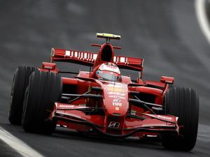 ���� Kimi Raikkonen, Ferrari, F1