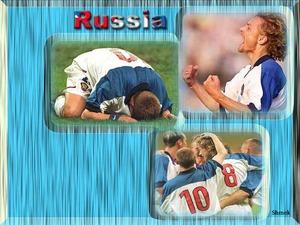Обои Футбол: Сборная России