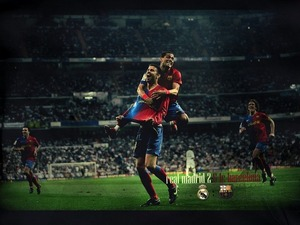 Обои ФК Барселона