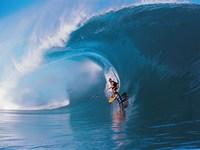 Обои для рабочего стола: Серфинг