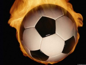 Обои Футбол: Мяч