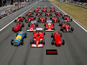 Обои Ferrari F1