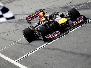 Обои Red Bull F1