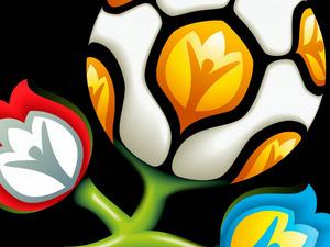 Обои Лого Евро 2012