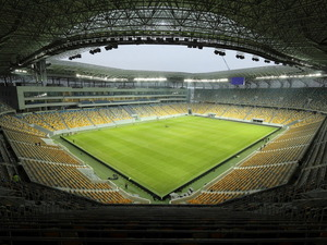 Обои Стадион