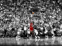 Обои для рабочего стола: Баскетбол. Майкл Джордан