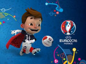 Обои Чемпионат Европы по футболу 2016, Франция
