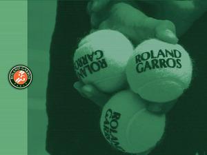 Обои Теннис: Roland Garros