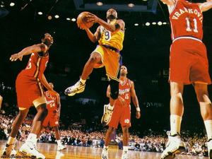 Обои Баскетбол